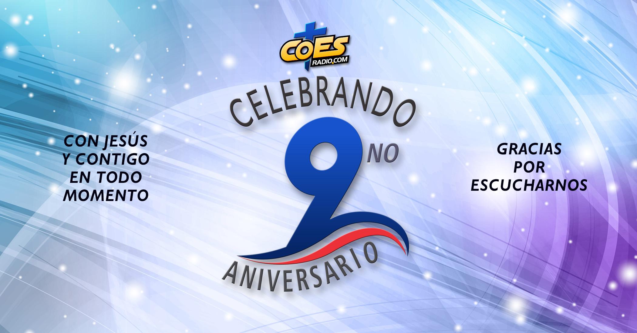CoEsRadio Celebra su 9no Aniversario