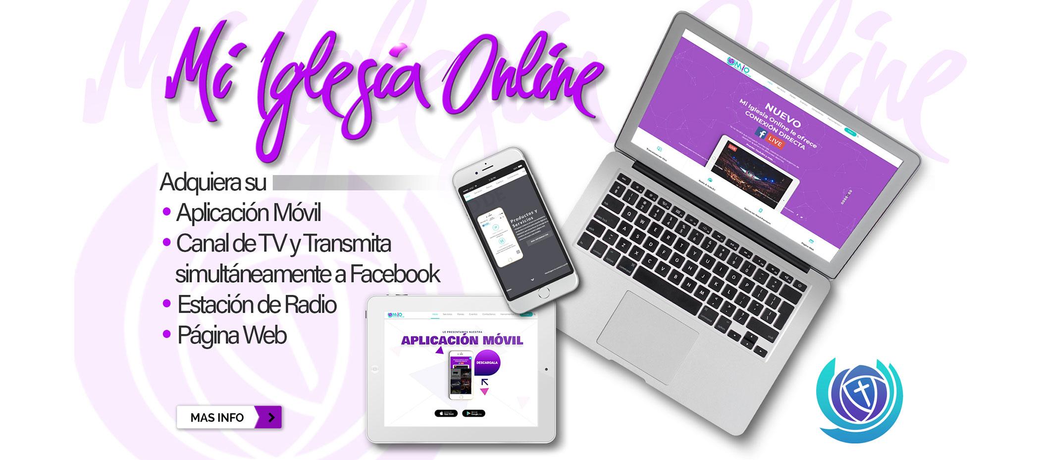 Mi Iglesia online